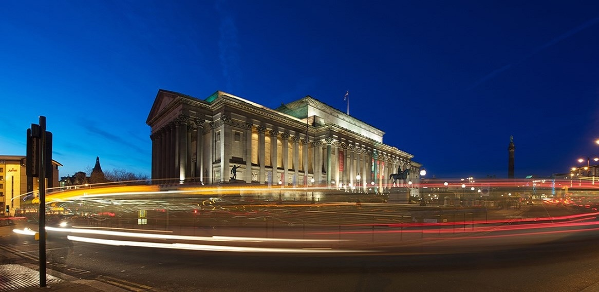 Our venue for both upcoming dates - The magnificent St George's Hall