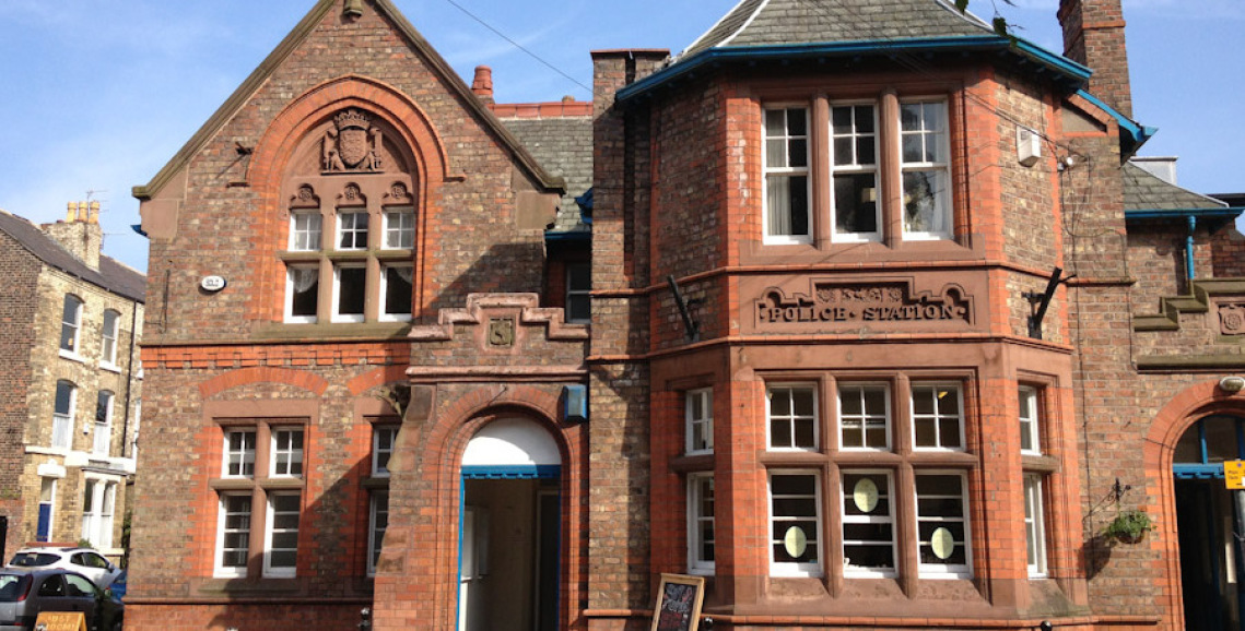 Our venue - The Old Police Station, Lark Lane